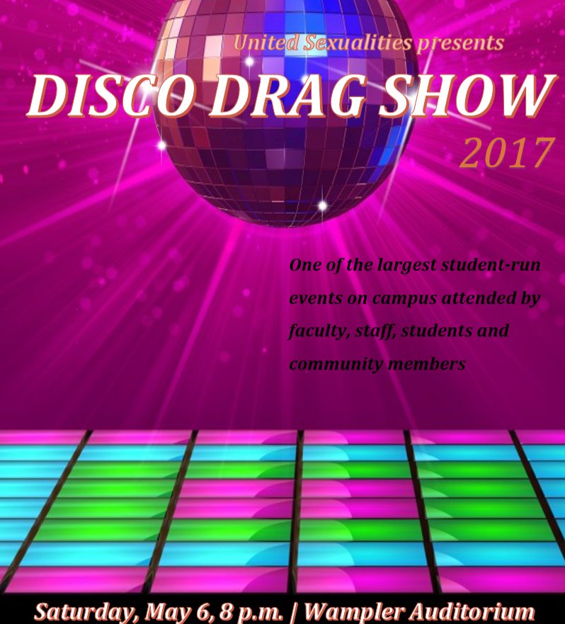 ad for drag show 2017